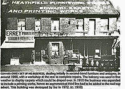 Errey Furniture and Printers Store